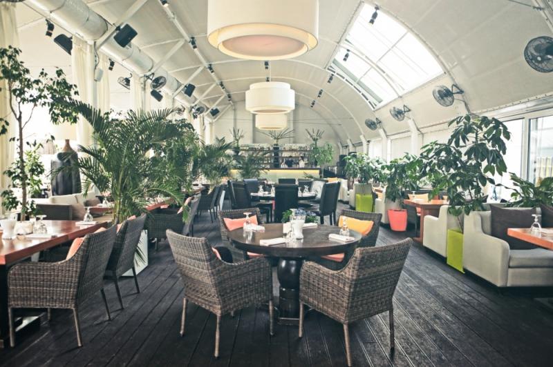 Ресторан Zafferano в ТЦ Lotte Plaza (Зафферано) фото 10