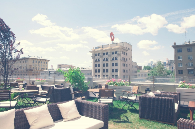 Ресторан Zafferano в ТЦ Lotte Plaza (Зафферано) фото 7