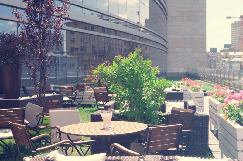 Ресторан Zafferano в ТЦ Lotte Plaza (Зафферано) фото 6