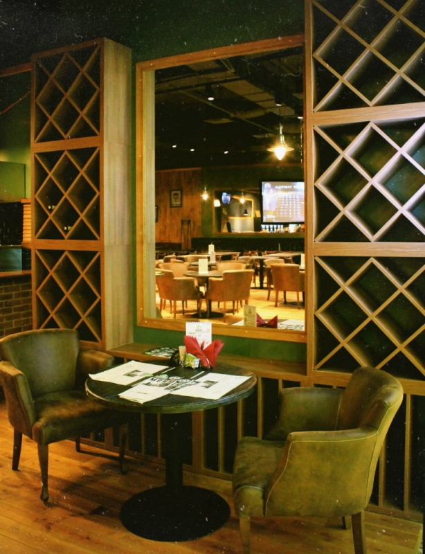 Пивной ресторан Таможня Дает Добро на Нагатинской фото 20