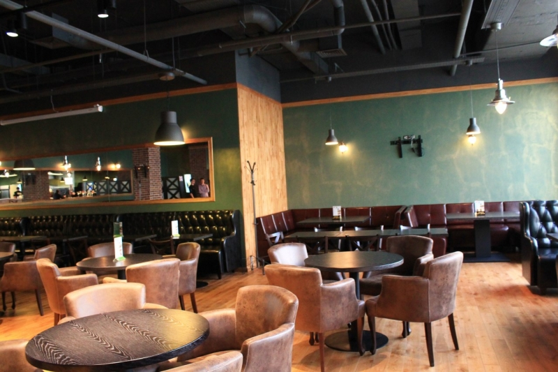 Пивной ресторан Таможня Дает Добро на Нагатинской фото 24