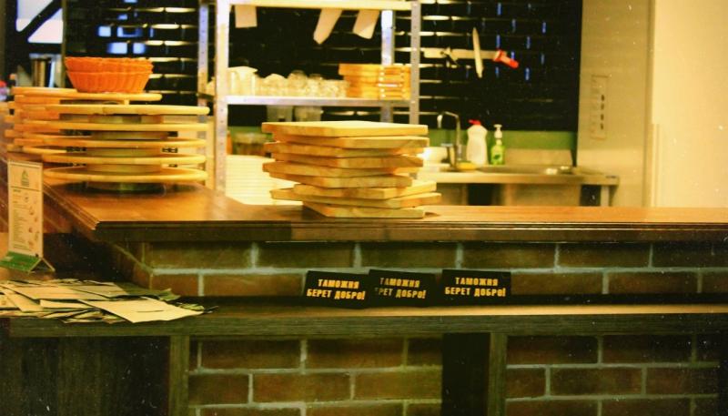 Пивной ресторан Таможня Дает Добро на Нагатинской фото 5