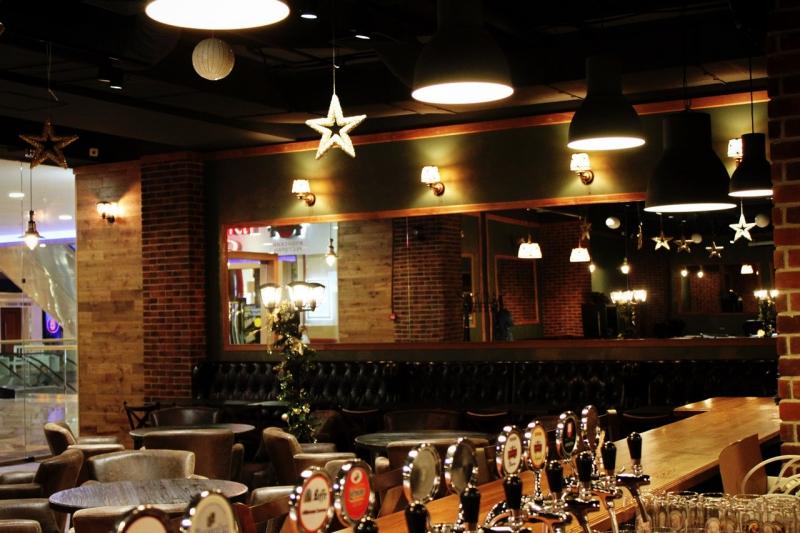 Пивной ресторан Таможня Дает Добро на Нагатинской фото 12