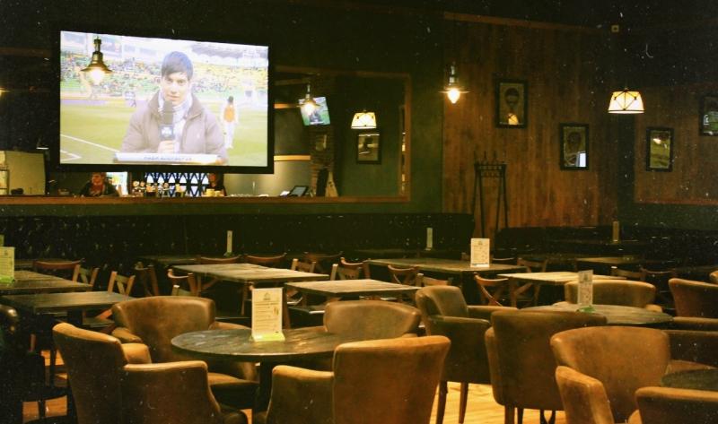 Пивной ресторан Таможня Дает Добро на Нагатинской фото 30