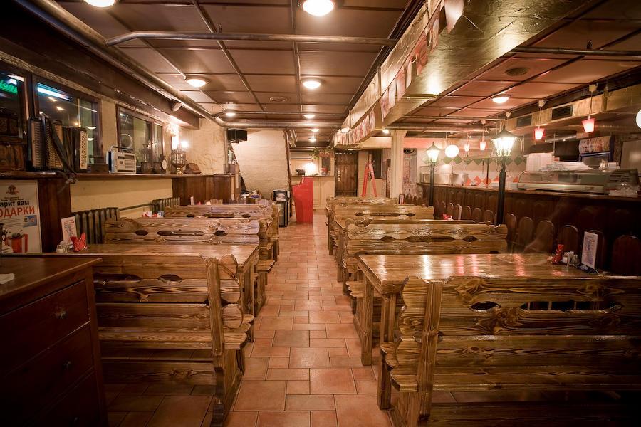 Пивной ресторан Золотая Вобла на Савеловской фото 25