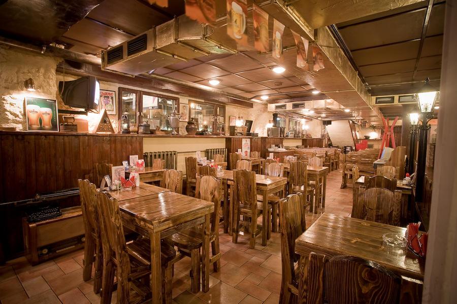 Пивной ресторан Золотая Вобла на Савеловской фото 31