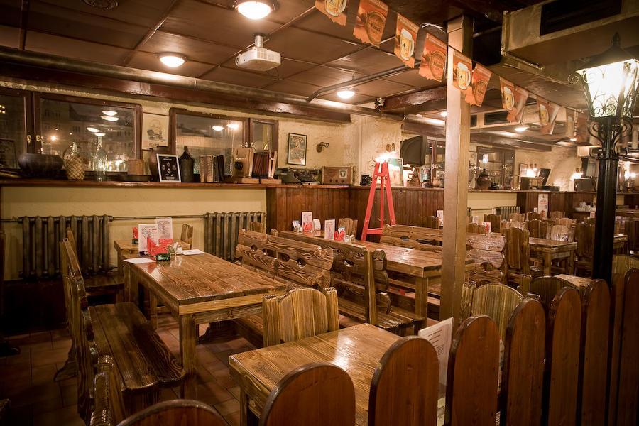 Пивной ресторан Золотая Вобла на Савеловской фото 34