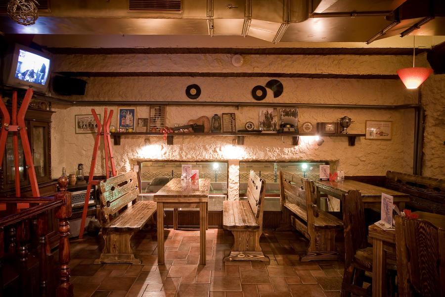 Пивной ресторан Золотая Вобла на Савеловской фото 16