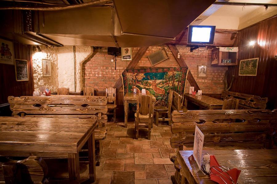 Пивной ресторан Золотая Вобла на Савеловской фото 18