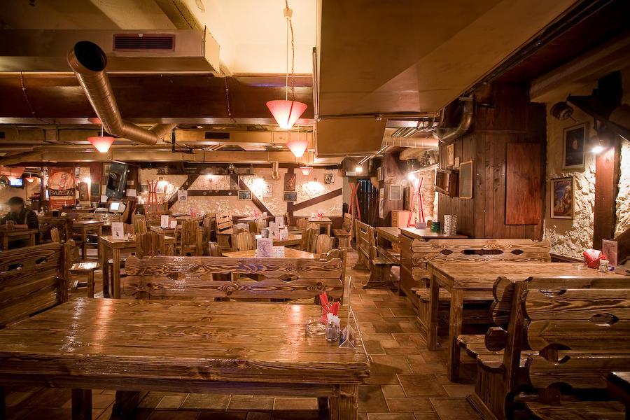 Пивной ресторан Золотая Вобла на Савеловской фото 19