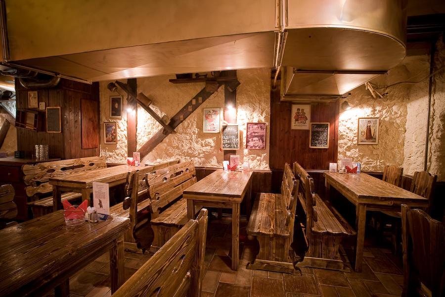 Пивной ресторан Золотая Вобла на Савеловской фото 20