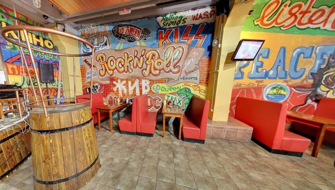 Пивной ресторан Золотая Вобла на Савеловской фото 43