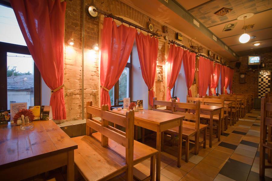 Пивной ресторан Золотая Вобла на Китай-городе фото 20