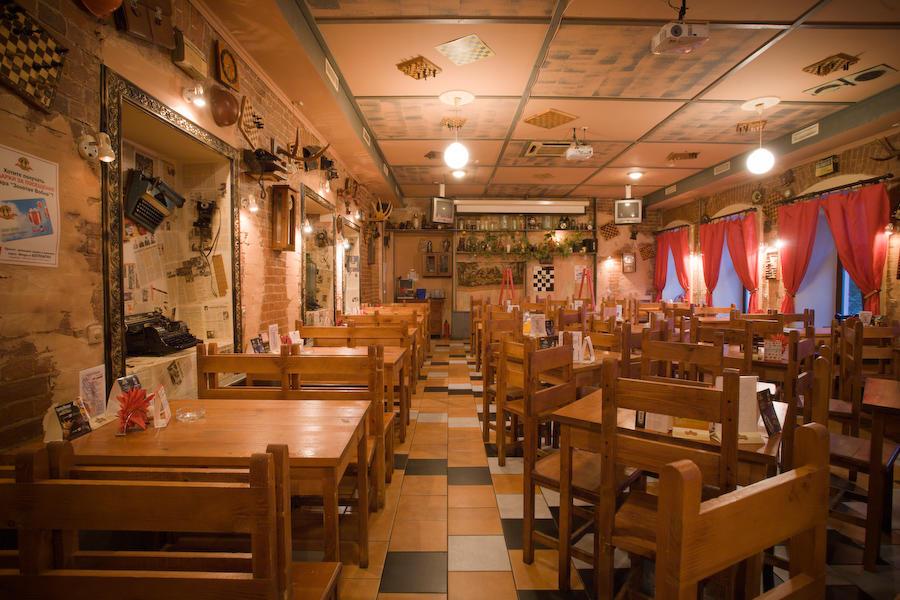Пивной ресторан Золотая Вобла на Китай-городе фото 19