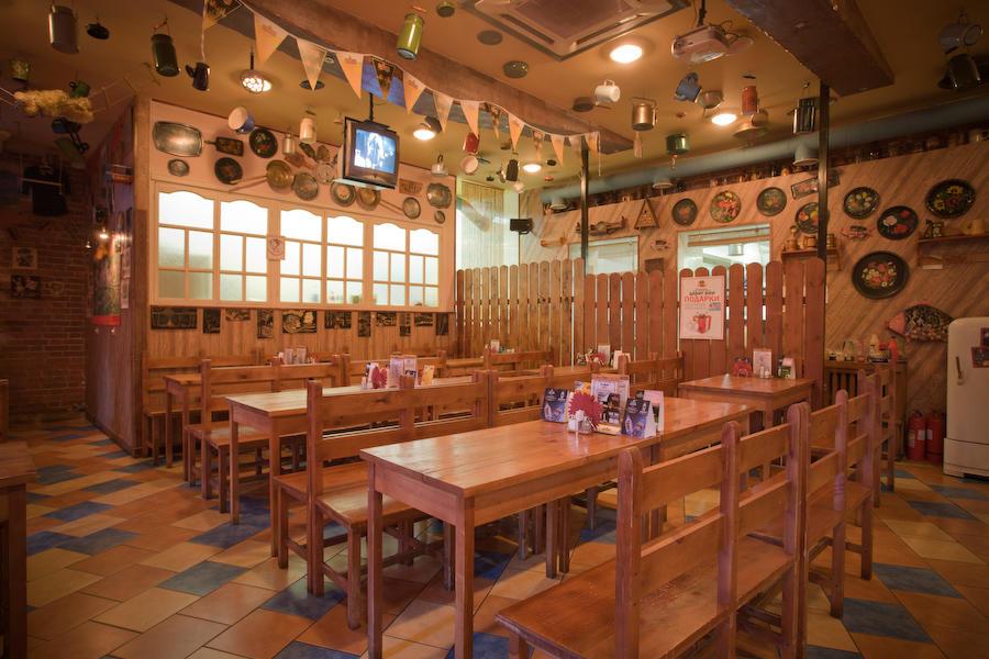 Пивной ресторан Золотая Вобла на Китай-городе фото 12
