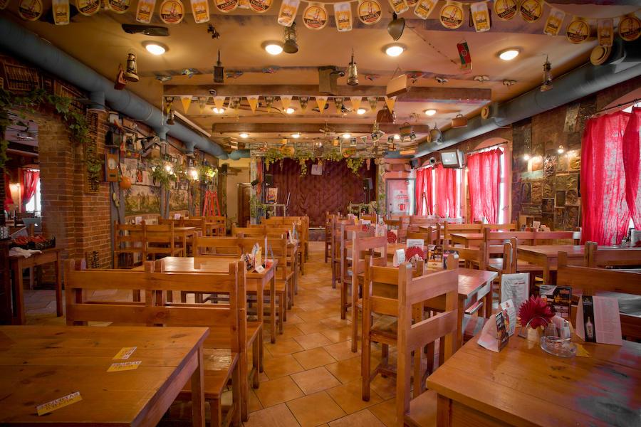 Пивной ресторан Золотая Вобла на Китай-городе фото 1