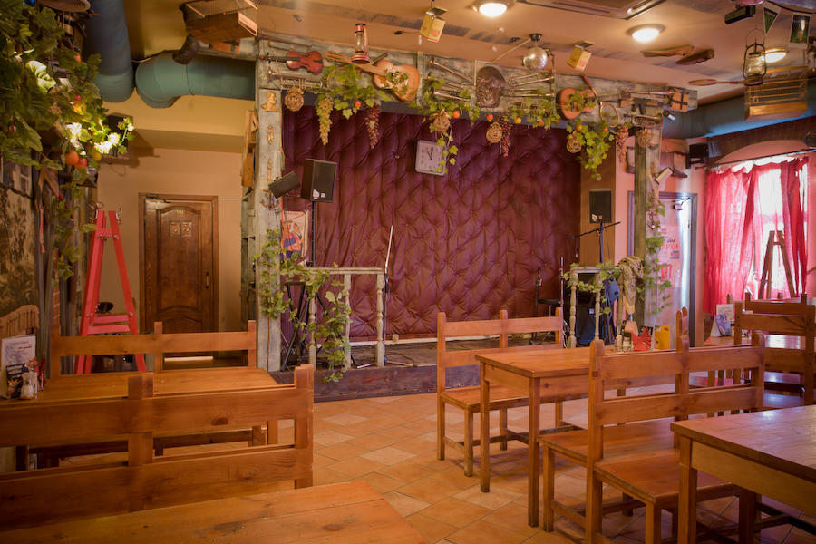 Пивной ресторан Золотая Вобла на Китай-городе фото 3