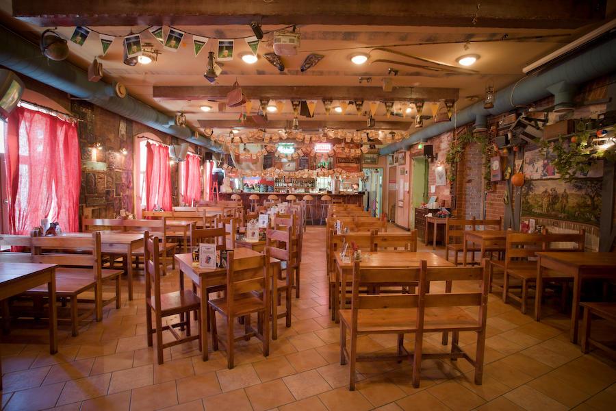 Пивной ресторан Золотая Вобла на Китай-городе фото 2
