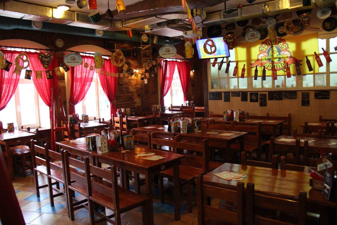 Пивной ресторан Золотая Вобла на Китай-городе фото 15
