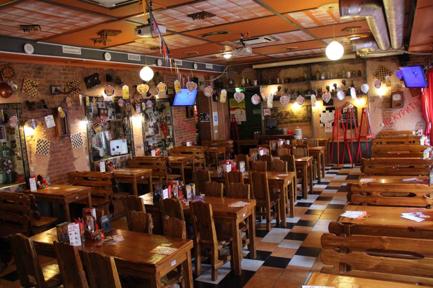Пивной ресторан Золотая Вобла на Китай-городе фото 26