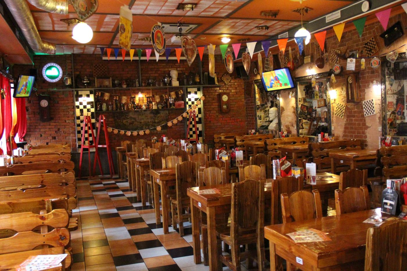 Пивной ресторан Золотая Вобла на Китай-городе фото 27