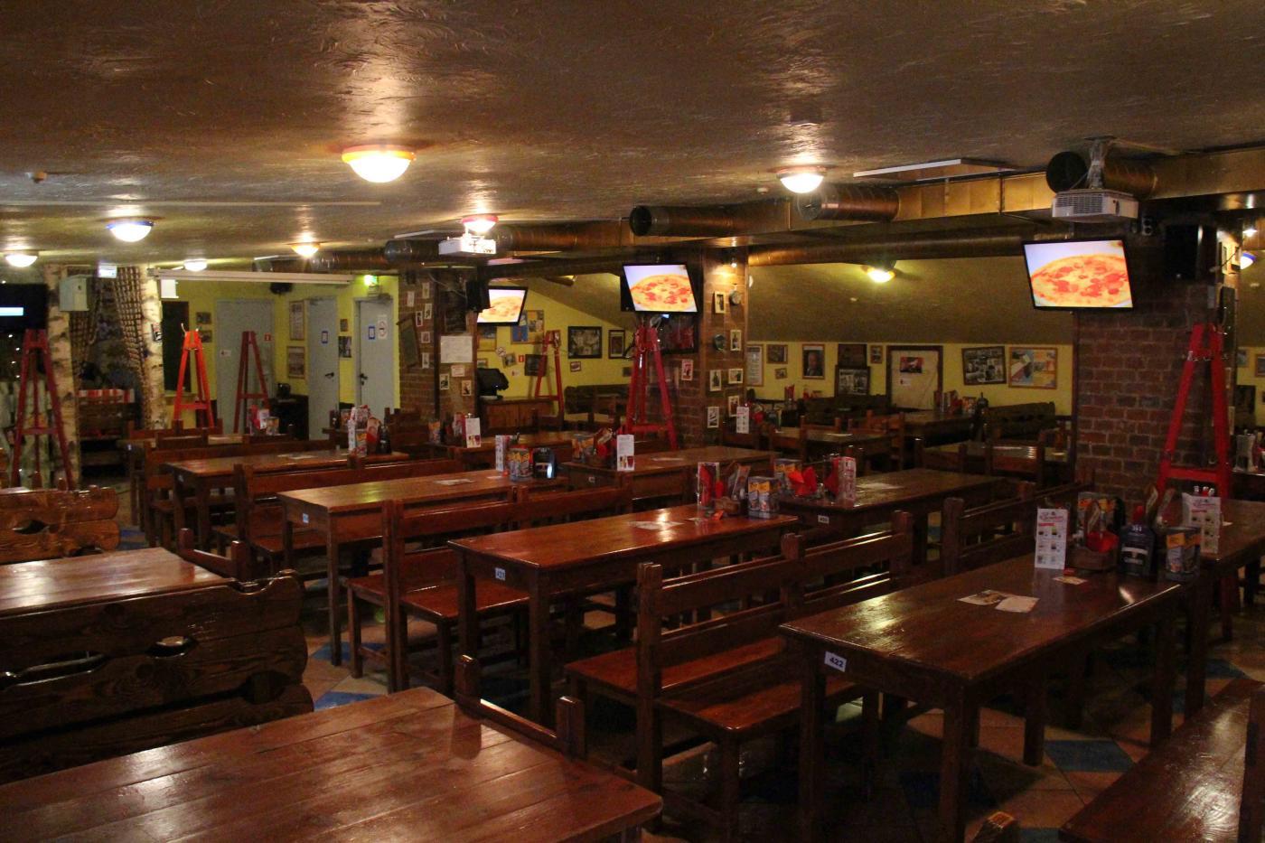 Пивной ресторан Золотая Вобла на Китай-городе фото 32