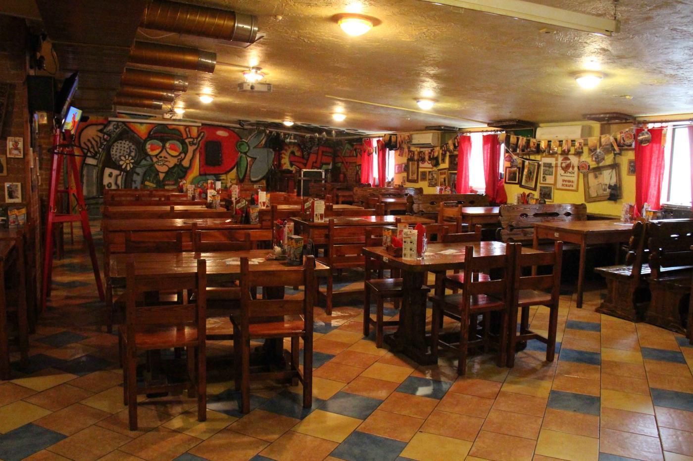 Пивной ресторан Золотая Вобла на Китай-городе фото 33
