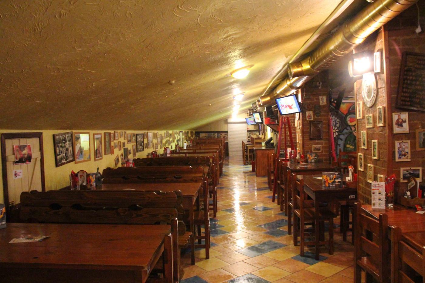 Пивной ресторан Золотая Вобла на Китай-городе фото 35