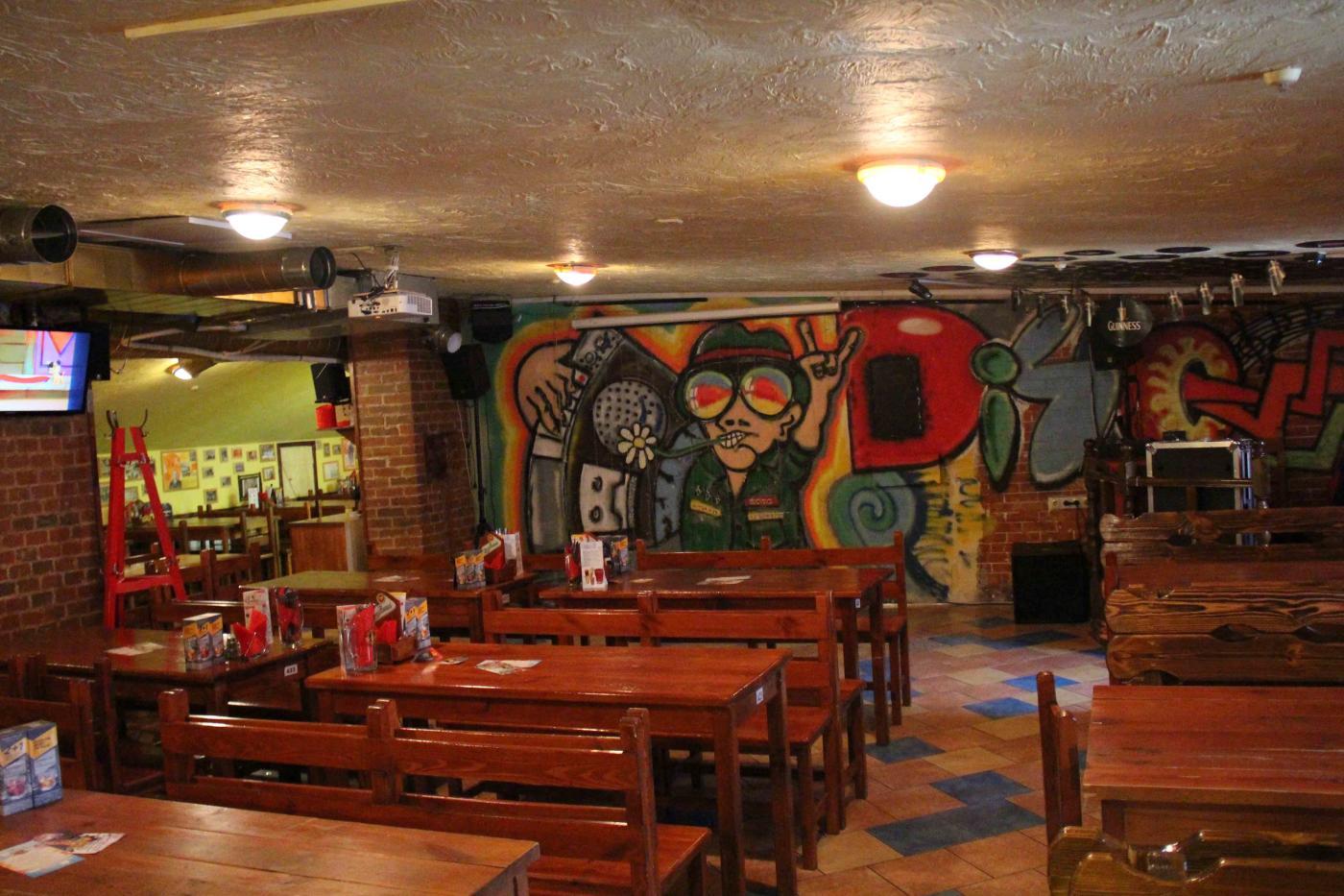 Пивной ресторан Золотая Вобла на Китай-городе фото 37