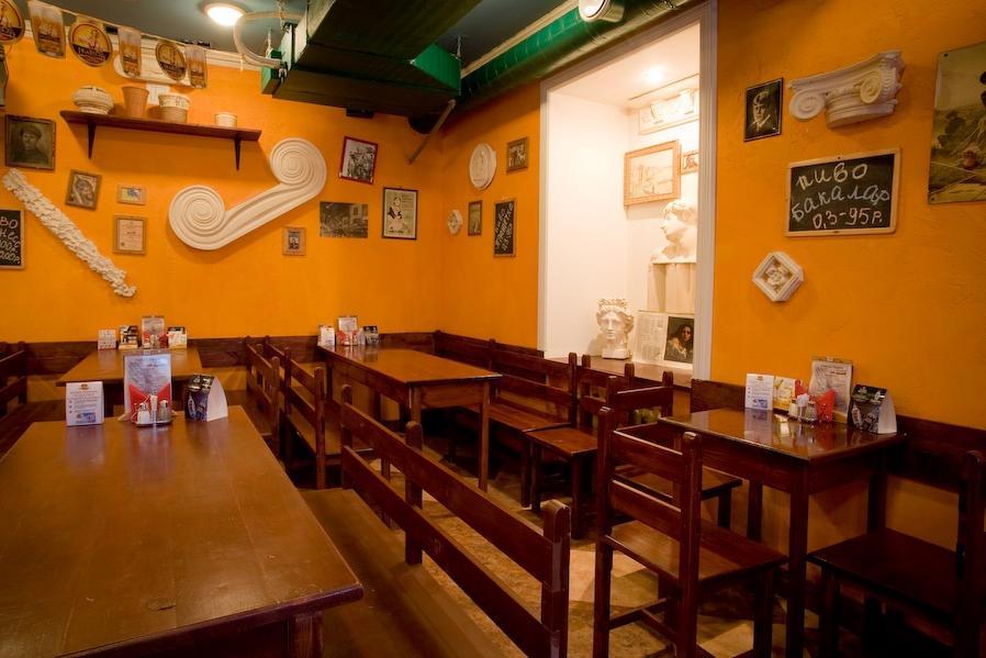 Пивной ресторан Золотая Вобла на Марксистской фото 26