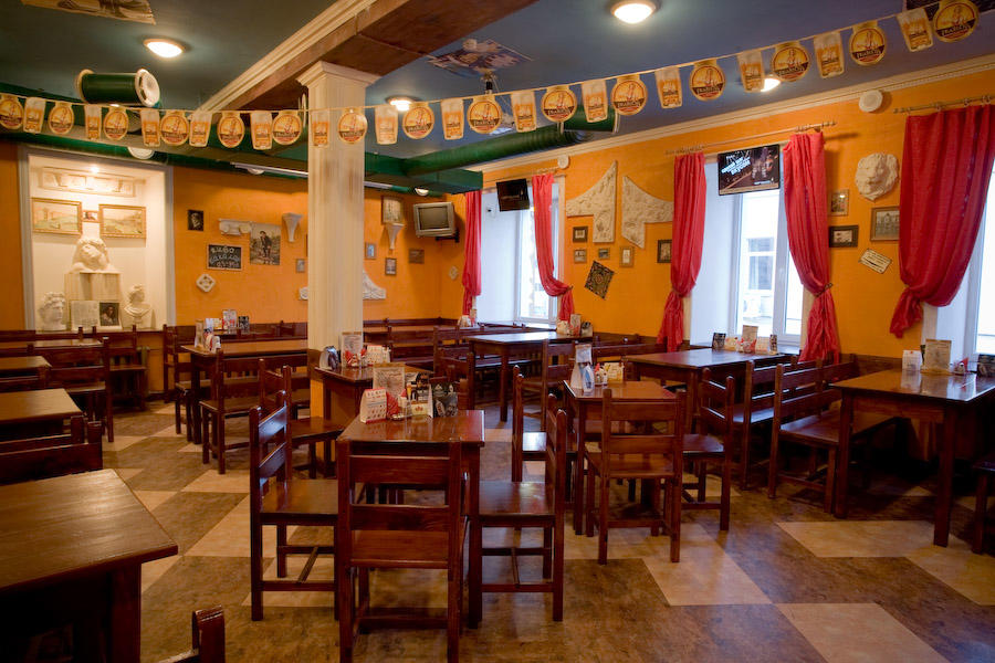 Пивной ресторан Золотая Вобла на Марксистской фото 23