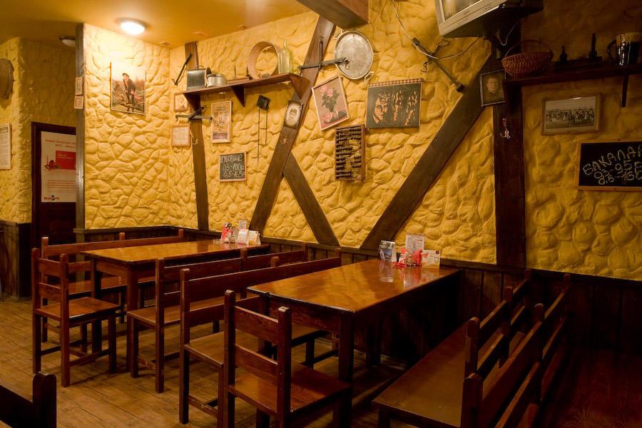 Пивной ресторан Золотая Вобла на Марксистской фото 19