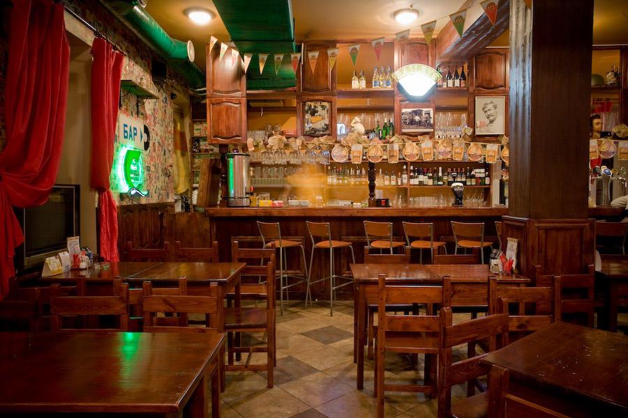 Пивной ресторан Золотая Вобла на Марксистской фото 16