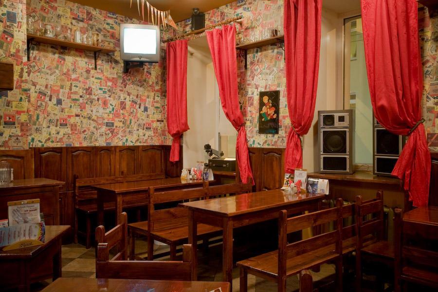 Пивной ресторан Золотая Вобла на Марксистской фото 14