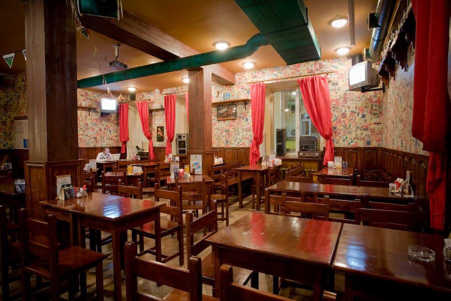 Пивной ресторан Золотая Вобла на Марксистской фото 9