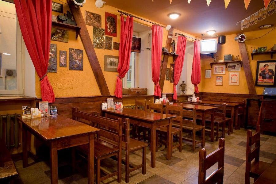Пивной ресторан Золотая Вобла на Марксистской фото 10