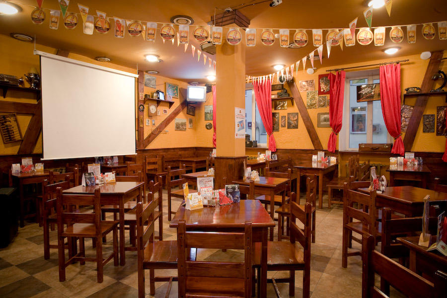 Пивной ресторан Золотая Вобла на Марксистской фото 1