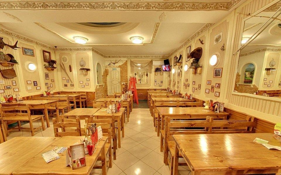 Пивной ресторан Золотая Вобла на Сокольниках фото