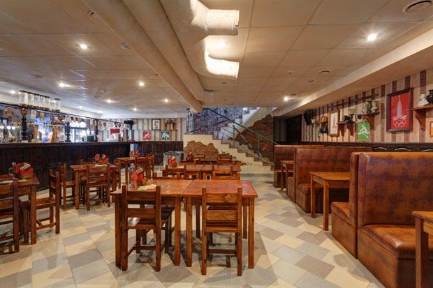 Пивной ресторан Золотая Вобла на Сокольниках фото 10