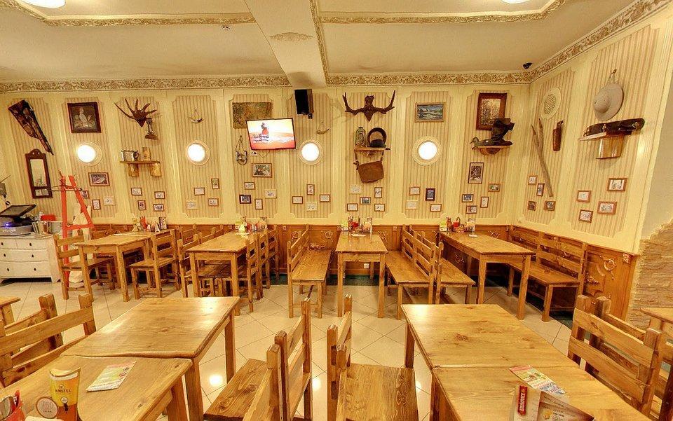 Пивной ресторан Золотая Вобла на Сокольниках фото 16
