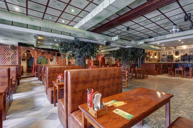 Пивной ресторан Золотая Вобла на Сокольниках фото 1