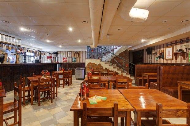 Пивной ресторан Золотая Вобла на Сокольниках фото 6