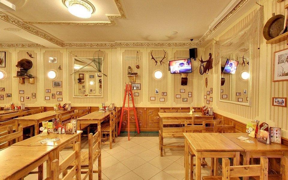 Пивной ресторан Золотая Вобла на Сокольниках фото 13