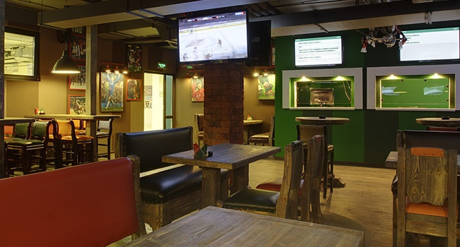 Спорт-бар Торнадо в Реутове фото 4