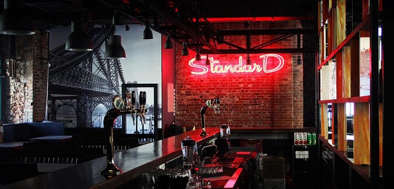 Бар The Standard (Стандарт) фото 1