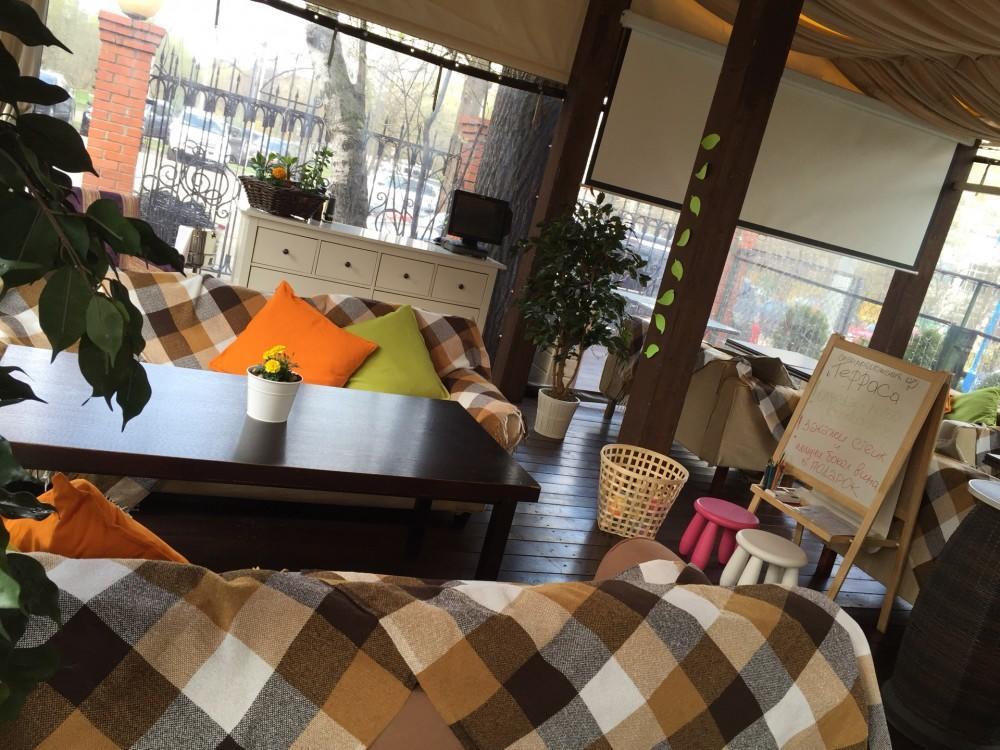 Ресторан Терраса в Алтуфьево (район Лианозово / Угличская улица) фото 11