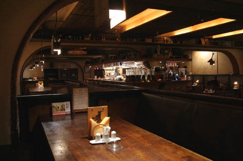 Ресторан Бродяга на Водном Стадионе фото 9