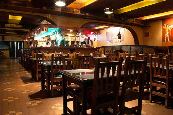 Ресторан Бродяга на Водном Стадионе фото