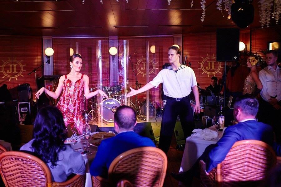Ресторан Ласточка на Лужнецкой Набережной (Теплоход) фото 34