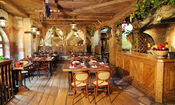 Грузинский Ресторан Кабанчик (Kabanchik) фото 3